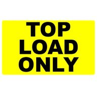 74x130 TOP LOAD ONLY - Fluoro Yellow