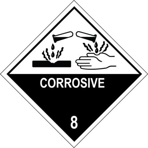 Corrosive 8