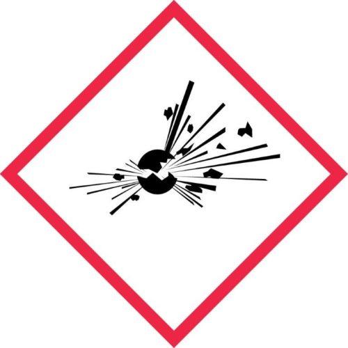 GHS Explosive
