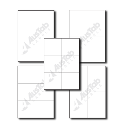 Blank A4 Sheets