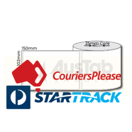 StarTrack/Couriers Please Labels